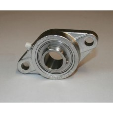 1(in) Stainless Steel 2 Bolt Flange Bearing