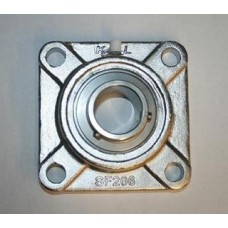 1 (in.) Stainless Steel 4 Bolt Flange Bearing