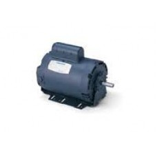3/4 HP, 120V, 2 SPD, ODP Motor 1725RPM Resilient Base