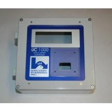 UC1000 Unitary Controller Enclosure (Lid,Housing&Hinges)