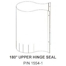 180 Degree Upper  Seal w/ 2 (in.) Gap