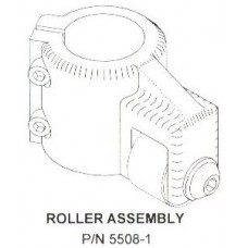 Upper Hinge Roller Assy. for Chase Door