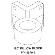 180 Degree Pillow Block