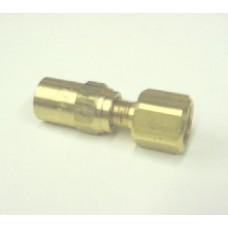 1/4 (in.) Female Re-Usable Hose Fitting - Rigid