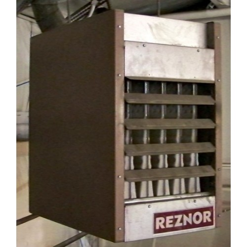 reznorunitheater3 500x500 unit heaters by trane and reznor reznor unit heater wiring diagram at aneh.co